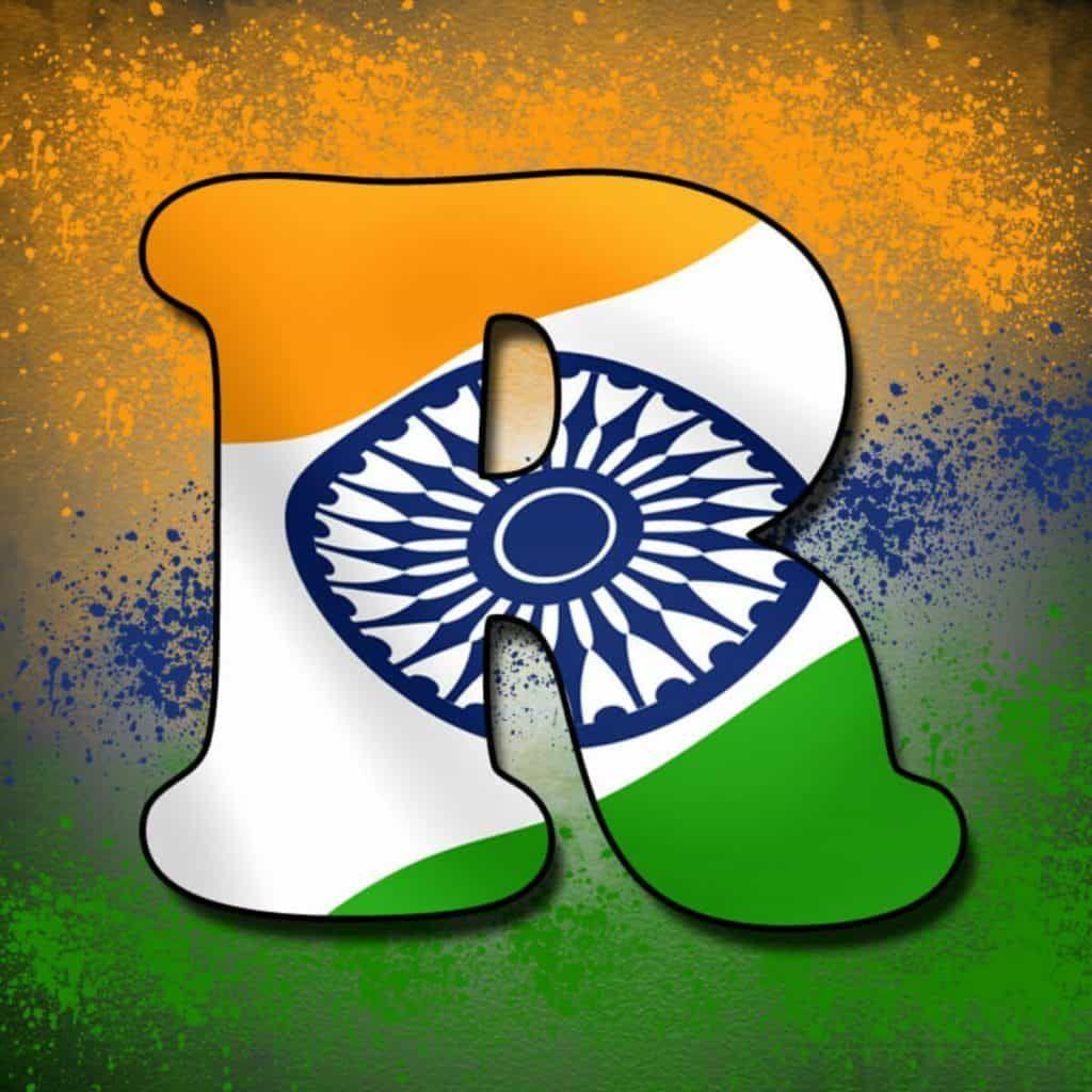 Alphabet Tiranga Image Letter Name Tiranga Images For Whatsapp Dp Indian Flag Images Indian Flag Wallpaper Indian Flag Colors