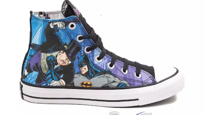 new product 10946 f781b Converse The Penguin DC Comics Batman 2016 154902C