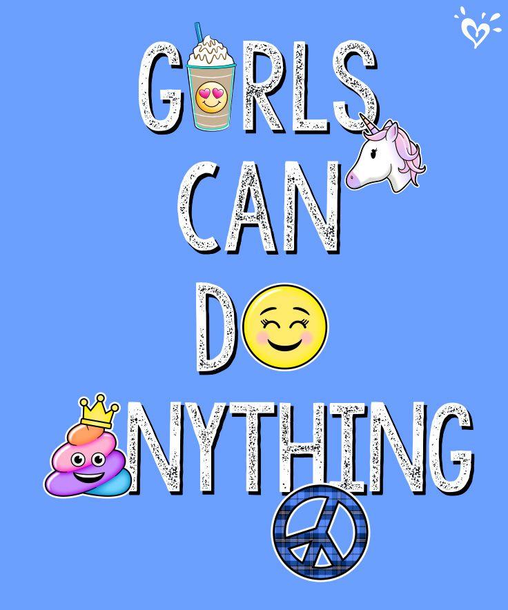Seriously Like Anything Kacey B Day Emoji Wallpaper