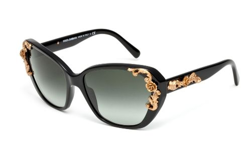 Dolce   Gabbana Eyewear  Model DG 4167 - Women Sunglasses for Barocco  Special Collection. cb68202e5b