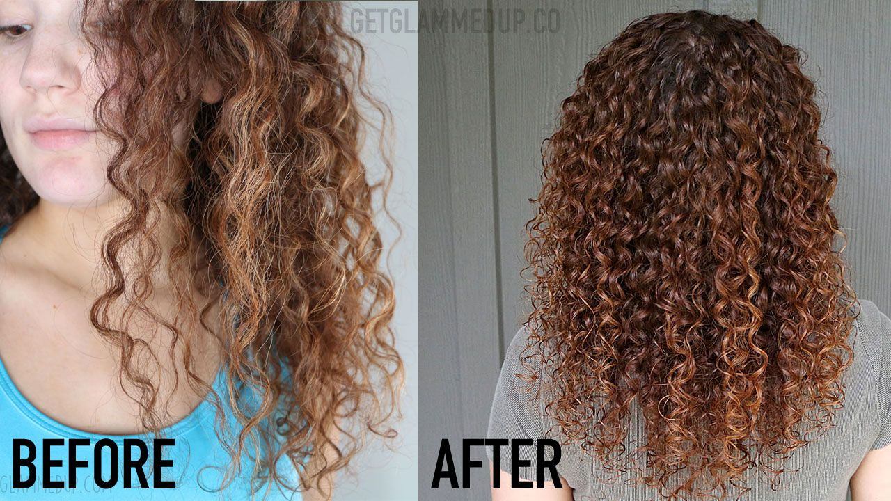 Video How To Make Hair Curlier 10 Tips For Tighter Defined Curls Gena Marie Make Hair Curly Curly Hair Styles Easy Hair Diffuser