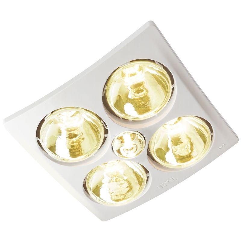 Ixl Tastic Original 3 In 1 Bathroom Heat Fan Light Bunnings Warehouse Bathroom Heater Heat Lamps Fan Light