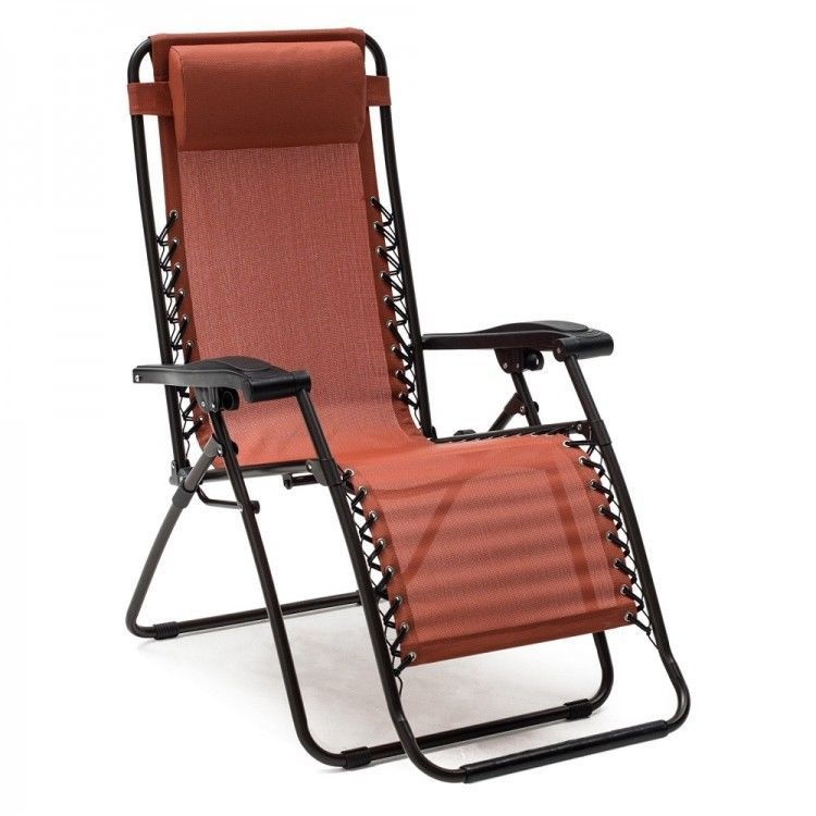 Zero Gravity Lounge Chair Caravan Canopy Outdoor Recliner Chairs Patio Furniture