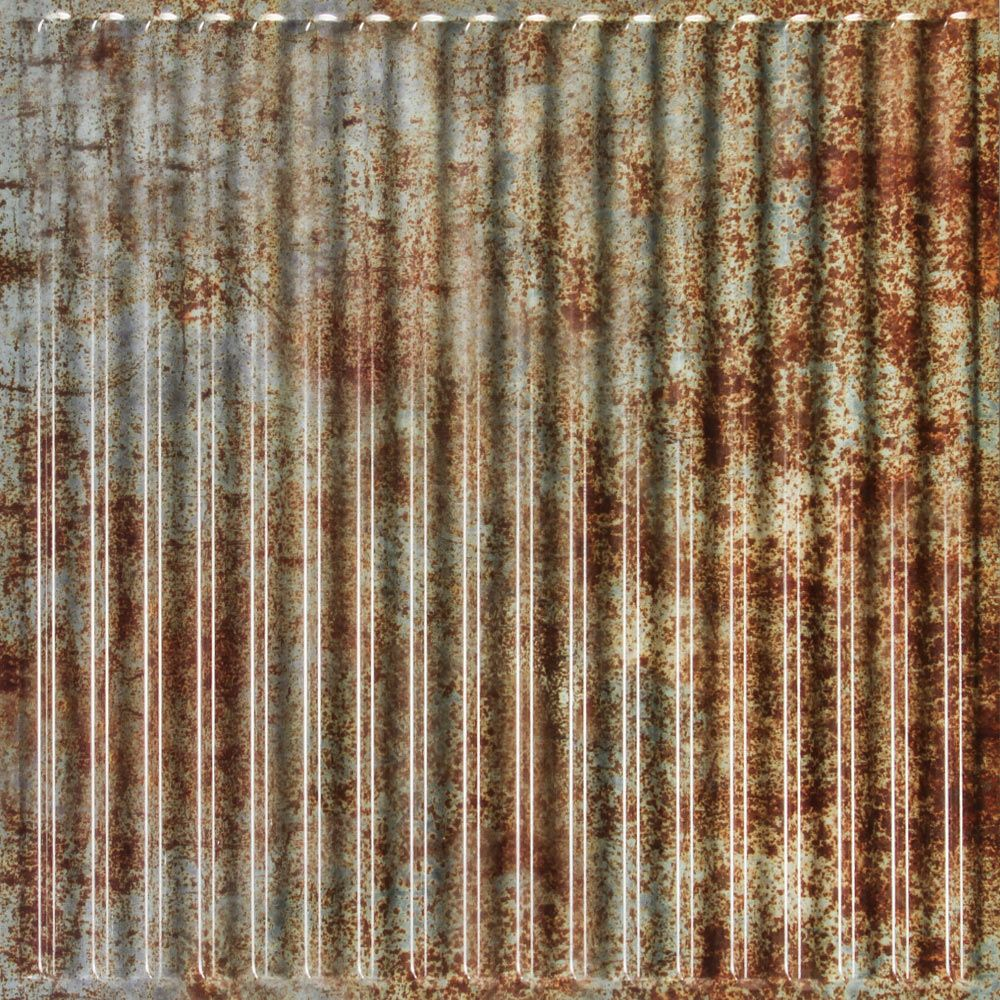 Old Tin Roof Rustic Ceiling Tile Decorative Ceiling Tile Roof Ceiling