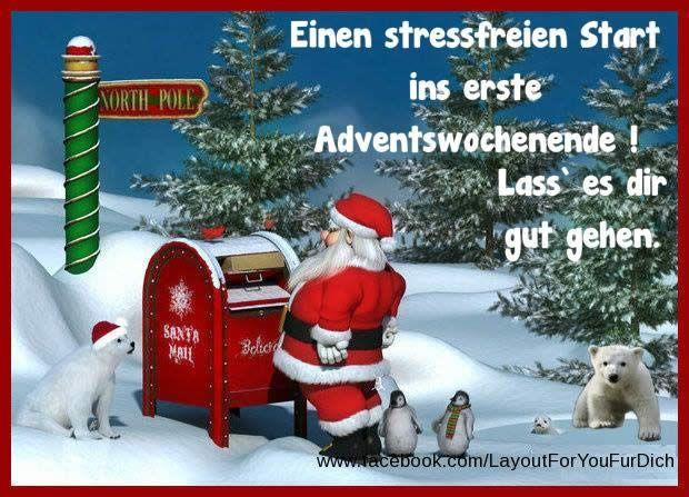 Klicke Hier Um Dein Gb Bild In Voller Grosse Zu Sehen Advent Lustig Adventszeit Weihnachten Spruch