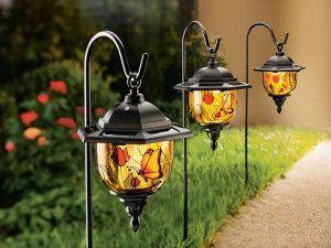 4 Tips Dekorasi Taman Rumah Filmaria Pencahayaan Luar Ruangan Lampu Tenaga Surya Luar Ruangan