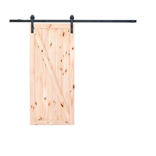 72 Matte Black Interior Split Barn Door Rail Kit In 2020 Basement House Chelsea House Barn Door