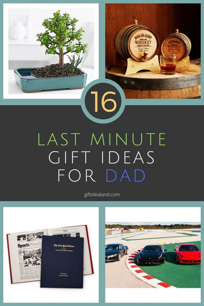 16 Good Last Minute Gift Ideas For Dads
