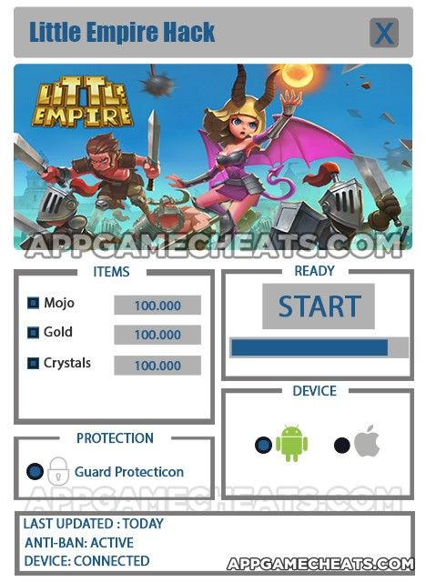 Cheats & Tips for LITTLE EMPIRE HACK | Gaming Tools for Real