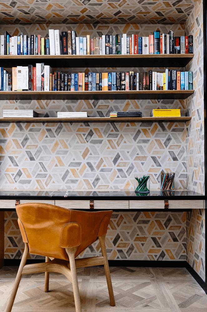 Lovely 28 Stunning Wallpaper Ideas Your Home Needs   Http://freshome.com/