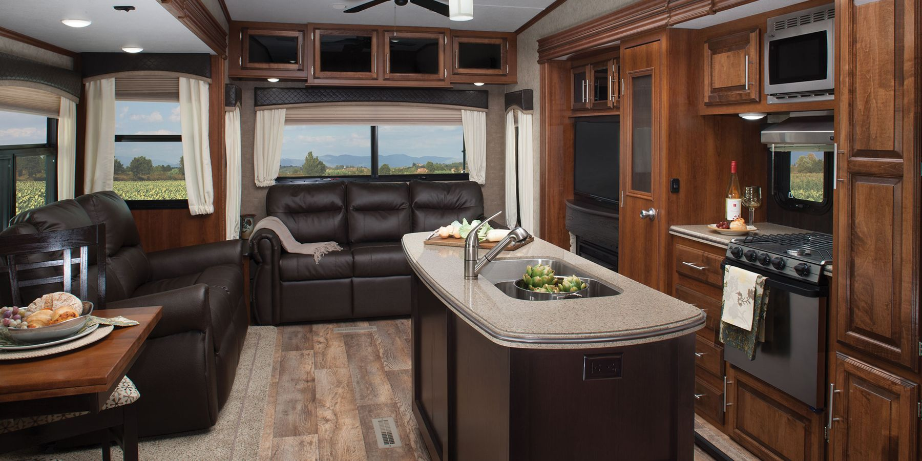 2016 Eagle Fifth Wheel Camper Jayco, Inc. Fifth wheel