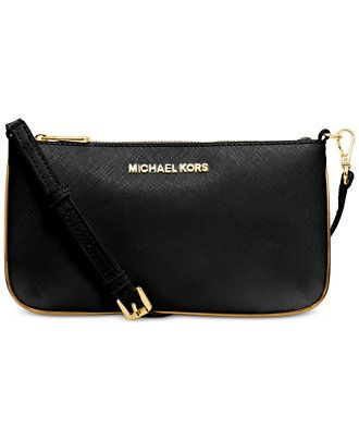 050abda5ab14 MICHAEL Michael Kors Small Slim Specchio Crossbody - Handbags   Accessories  - Macy s