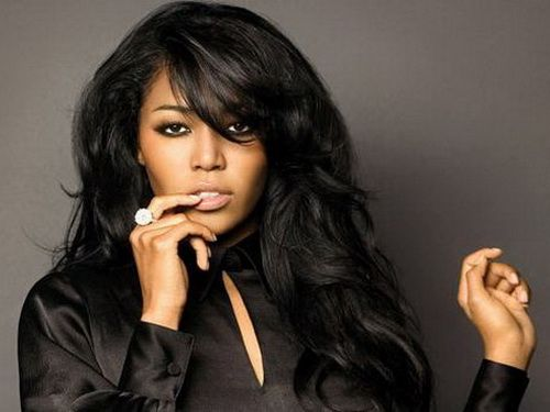 Terrific Wavy Hairstyles With Bangs For Black Women Photosgratisylegal Hairstyle Inspiration Daily Dogsangcom