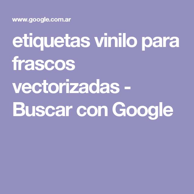 etiquetas vinilo para frascos vectorizadas - Buscar con Google