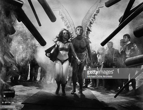 Oldies: Barbarella, a film by Roger Vadim - Theiapolis