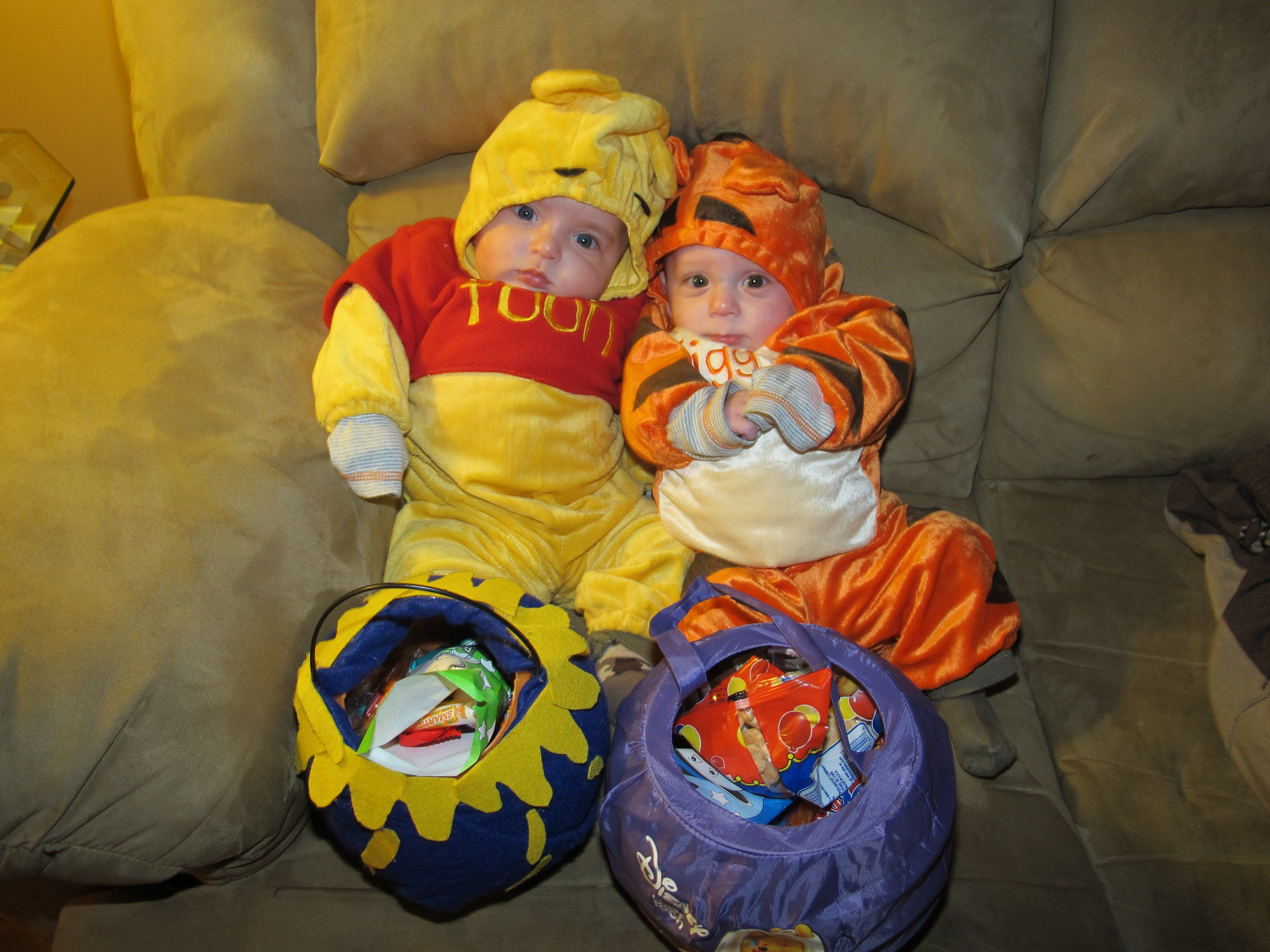 Halloween Costumes—Times Two – Double Duty Twins Plus e