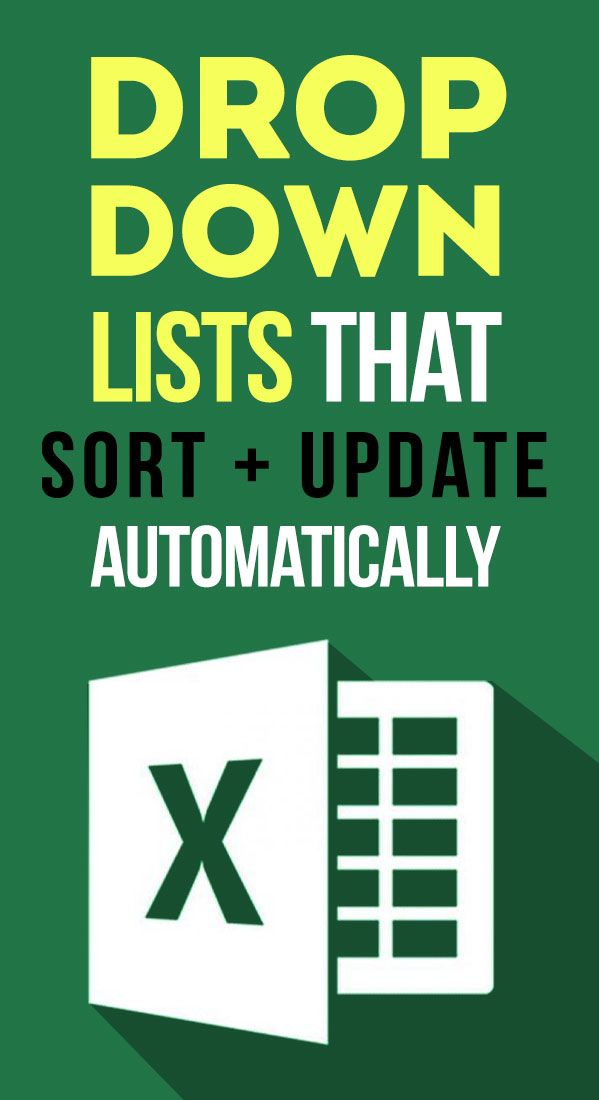 In this tutorial learn three techniques to extract unique data from unsorted jumbled data to make dynamic drop down lists that can sort and update even if source data changes. Free Excel tips, tricks, tutorials, templates, dashboard workbooks, formula corebook and resources.