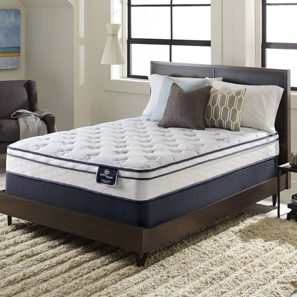 California King Size Mattress Serta Perfect Sleeper Incite