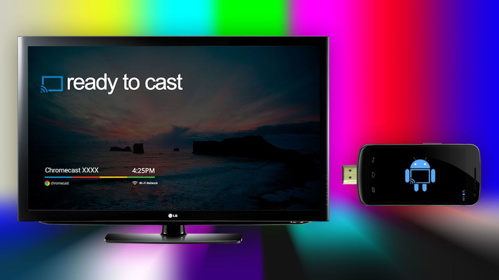 How to Turn an Android Phone Into a Chromecast for Free