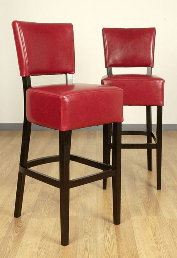 Phenomenal Interior Traditional Bar Stools Red And Black From The Use Evergreenethics Interior Chair Design Evergreenethicsorg