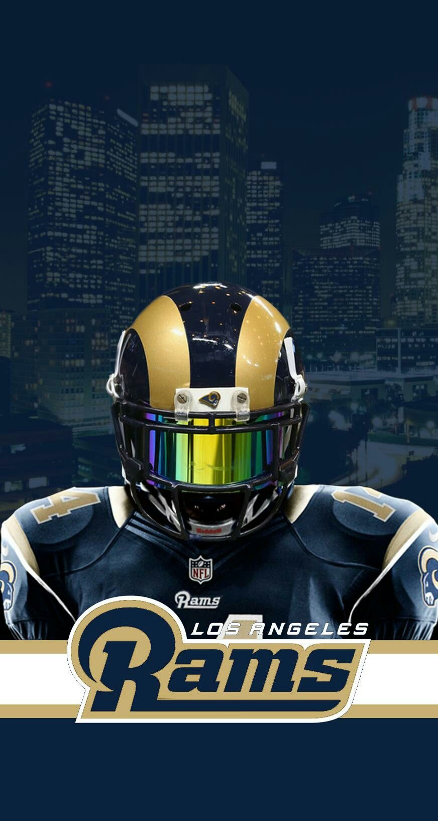 Los Angeles In The House Https Www Amazon Com Best Sellers Zgbs Tag Endzoneblog 20 Camp 222345 Creative 494157 Linkc Los Angeles Rams Rams Football La Rams