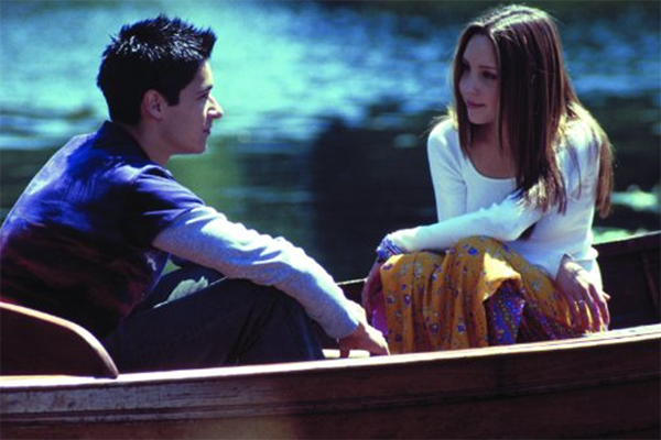 What a Girl Wants  Two words: Oliver James.