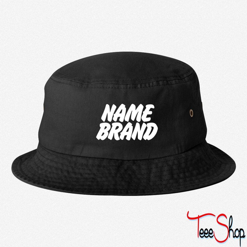 Name Brand bucket hat  aafcee2898c