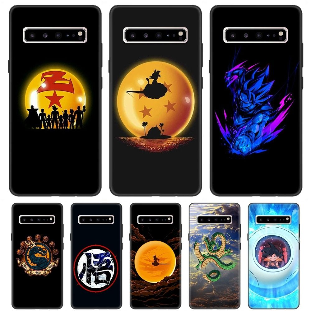DRAGON BALL Soft Silicone Case Cover for Samsung Galaxy Models for only $9.99 & FREE Shipping Repin