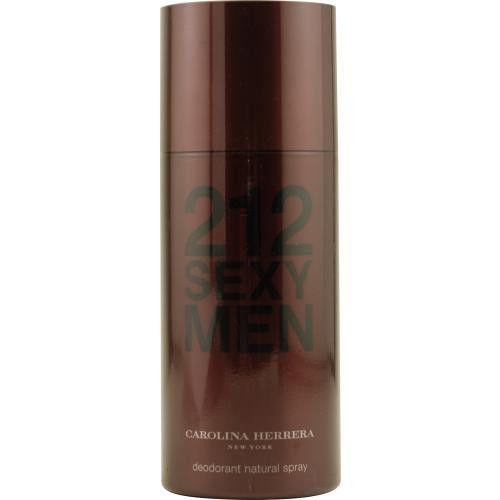 212 Sexy By Carolina Herrera Deodorant Spray 5 Oz – uhsupply