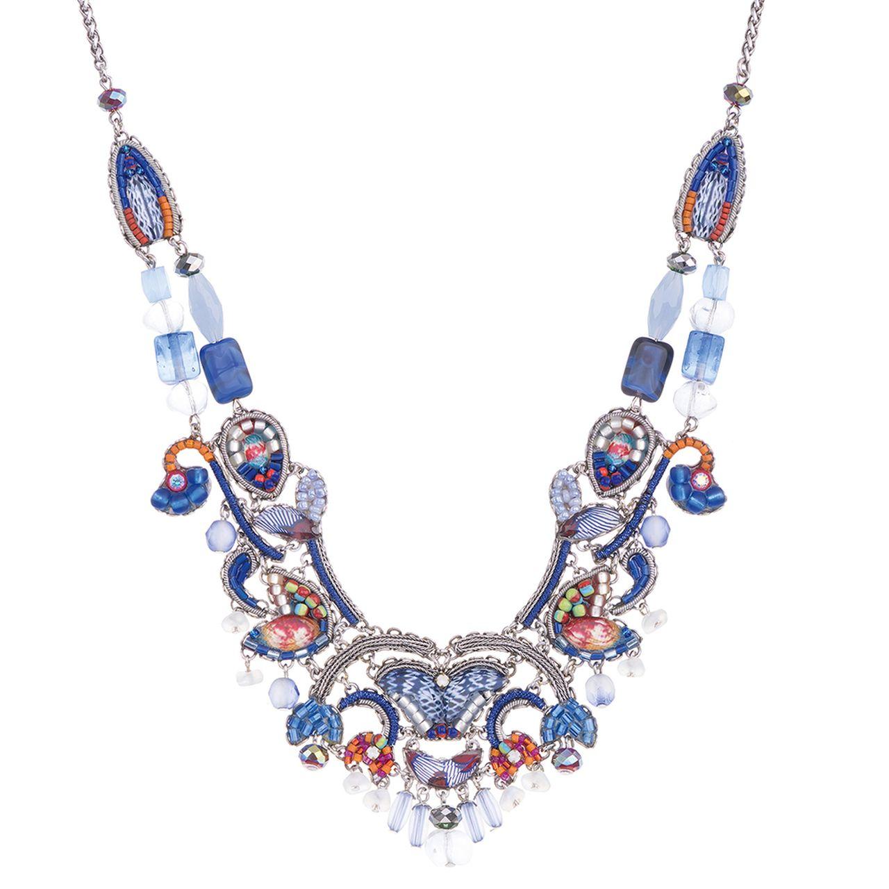 Ayala Bar Morning Glory Nirvana Necklace In 2020 Bar Jewelry Morning Glory Bar Necklace