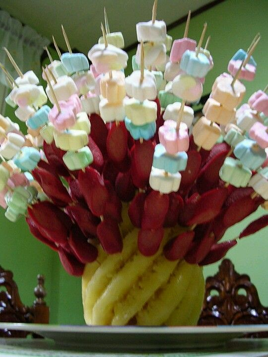 When I Was Young My Mom Made Us Hotdogs On A Stick With