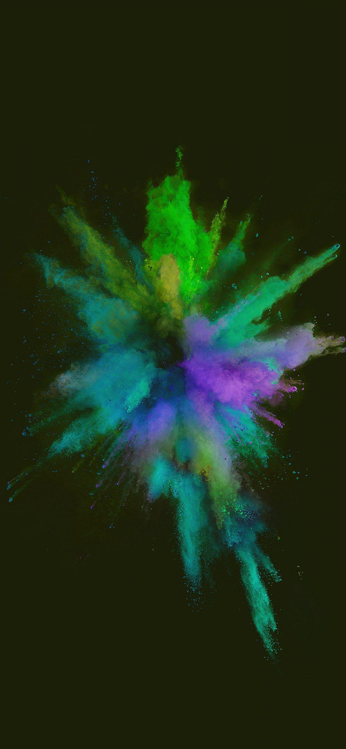 Color splash wallpaper, Cute mobile ...