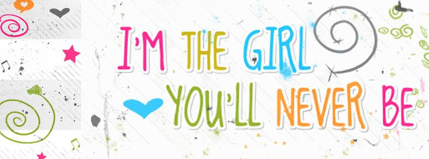 Header Photo Being A Girl Quotes Love Screen Wallpaper Facebook Timeline Covers Girly Things Favorite