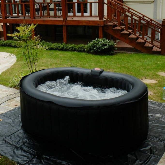 11 Portable Hot Tubs You Need To Survive The Winter | Hot tubs, Tubs ...