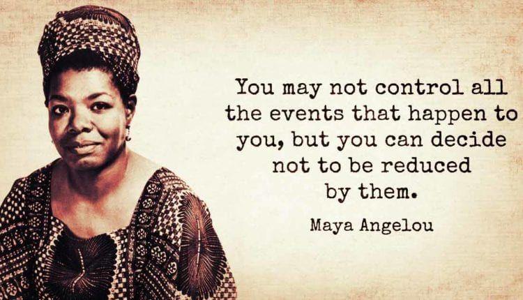 12 Phenomenal Maya Angelou Quotes