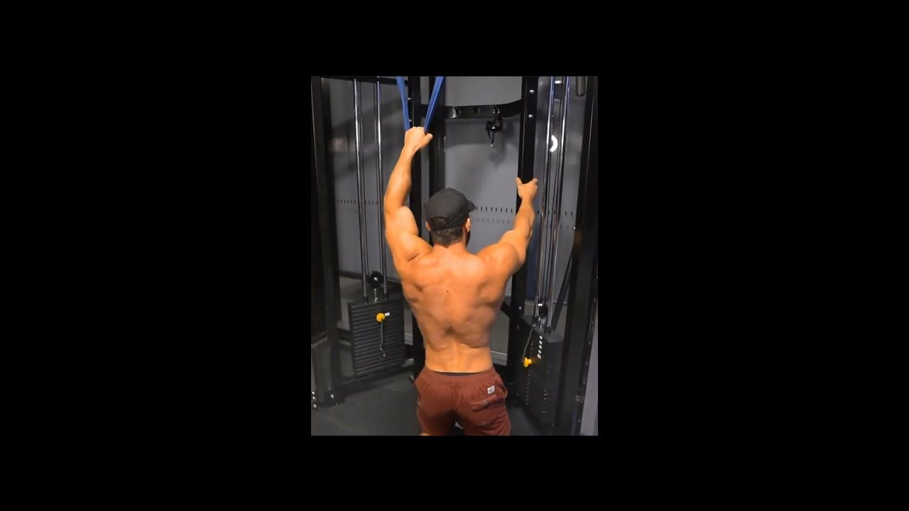 The BEST Exercises for back Wings - BACK EDITION!