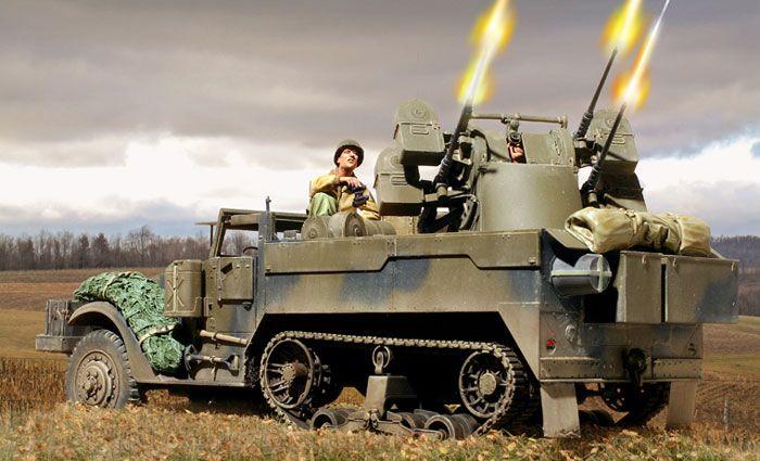 M16 MMGC by Steven J  Zaloga (Dragon 1/35) | 1/35 military