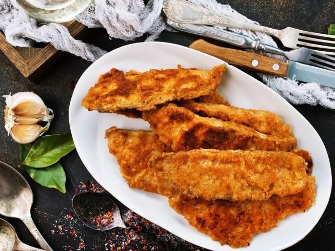 Louisiana Bayou Fish Fry Fried Fish Fried Fish Recipes Louisiana Bayou