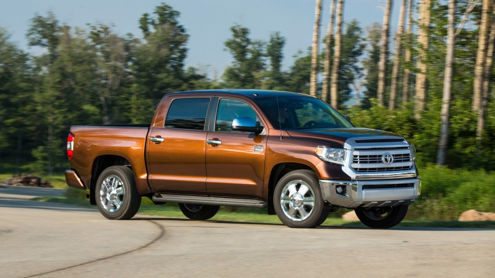 toyota tundra backgrounds for widescreen Stowe Fletcher
