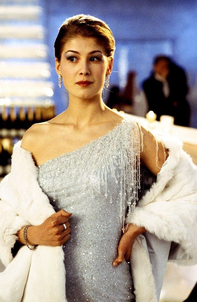 Miranda Frost's dress from James Bond's Die Another Day ...