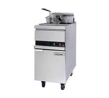 Anets 14el14 Goldenfry Fryer Electric 40 50 Lb Solid State