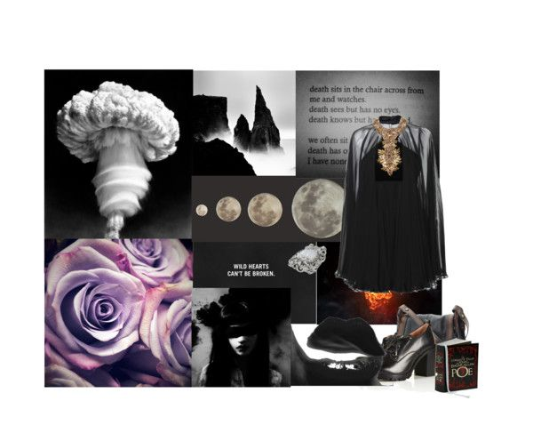 """""""A fairytale of winter"""" by deviousinstinct ❤ liked on Polyvore"""
