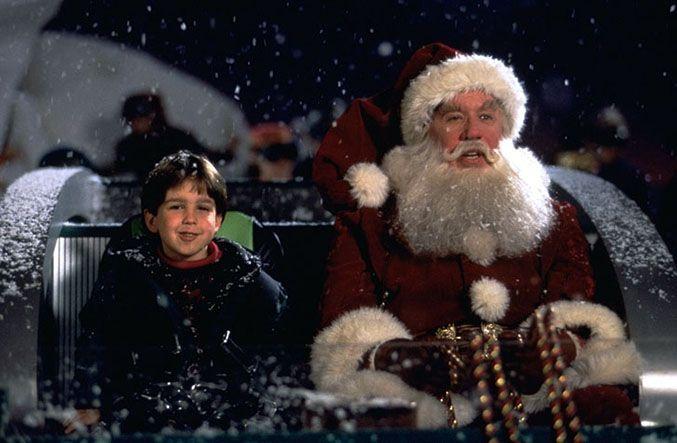 The Santa Claus Best Christmas Movies Disney Movie Marathon Christmas Movies