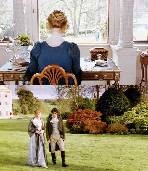 Sense and Sensibility (1995) #janeausten #anglee #fanart