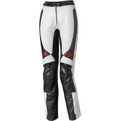 Held Sarana Pantalon de moto en cuir pour femme Noir Blanc 36 Held   – Products