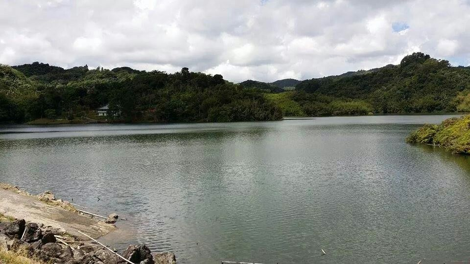 Lago Garsas de Adjuntas
