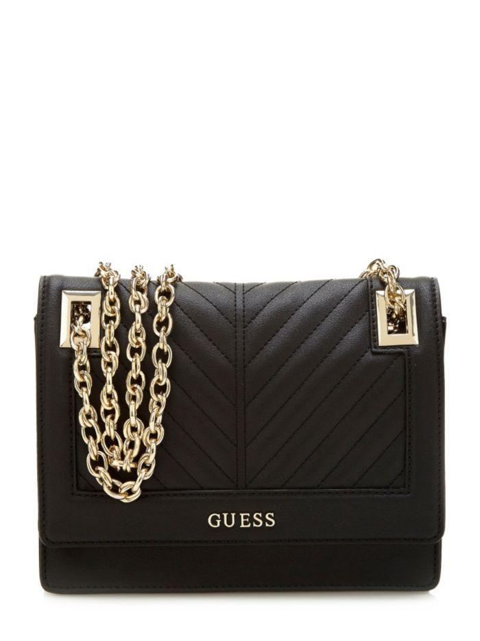 SAC USAGE DOUBLE ADDISON | GUESS (125€) | Stylish bag