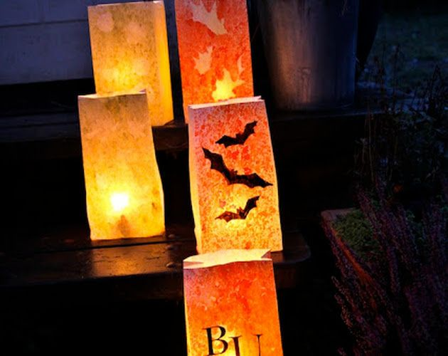 Linternas divertidas para Halloween