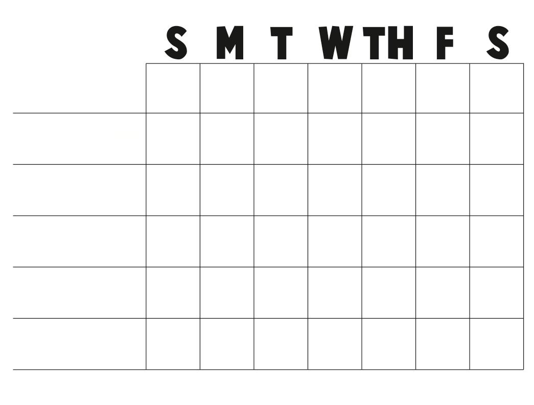 Toddler Chore Chart The Creative Paige Chore Chart Template Printable Chore Chart Free Printable Chore Charts