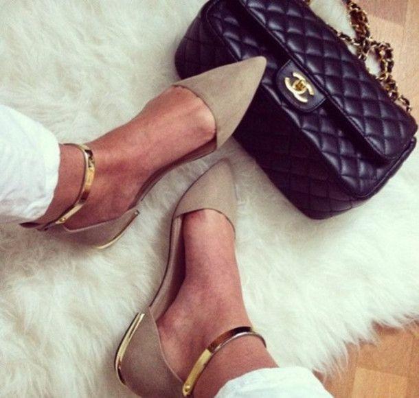 Pointy toe shoes, Pointy toe flats